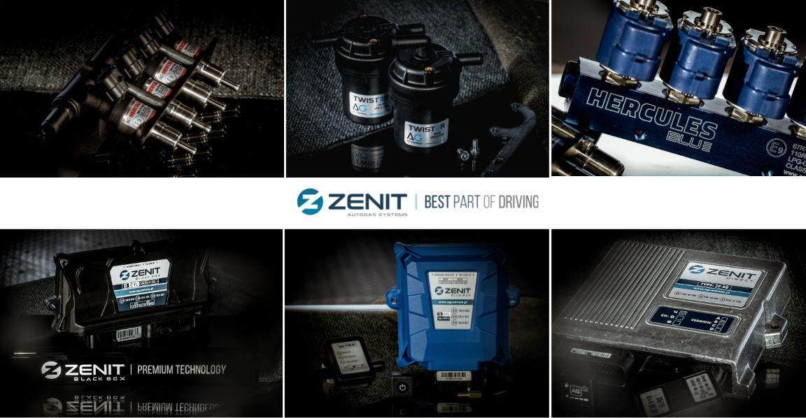 ZENIT Autogas | AG centrum FORUM